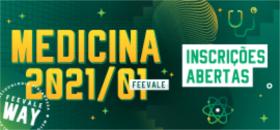 Banner de apoio - Vestibular Medicina 2021/01