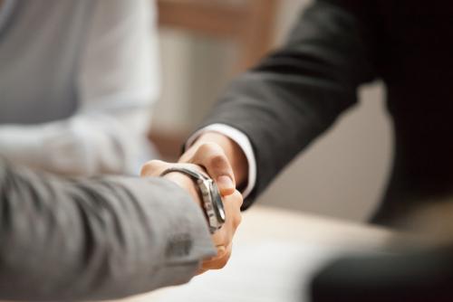 relacionamento e vendas