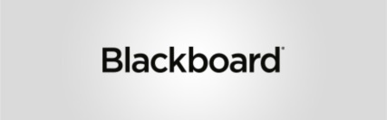 Logotipo Blackboard