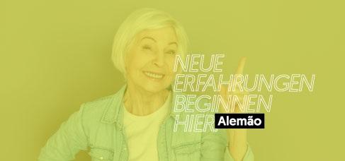 Banner central - Centro de Idiomas Alemão