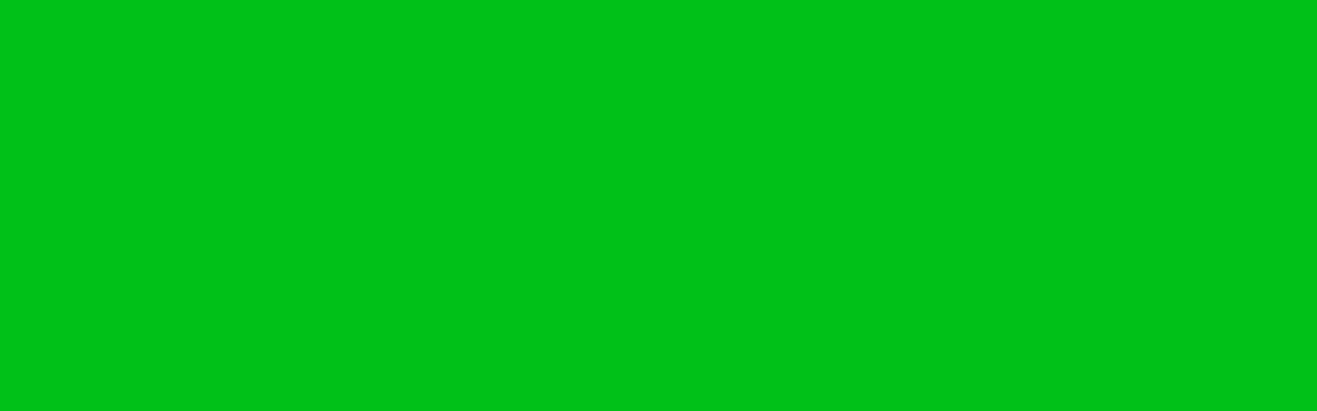 Banner de topo - BG green