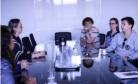 Reunião aconteceu nesta sexta