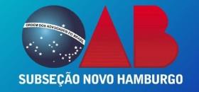Logo OAB Subseção Novo Hamburgo