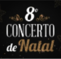 Banner central concerto de natal