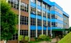 Prédio Azul, no Câmpus II da Universidade Feevale.