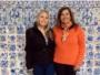 Raquel Engelman, da Universidade Feevale, e Filomena Ferreira, da Universidade de Lisboa.