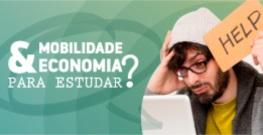 Banner central - Mobilidade e economia para estudar