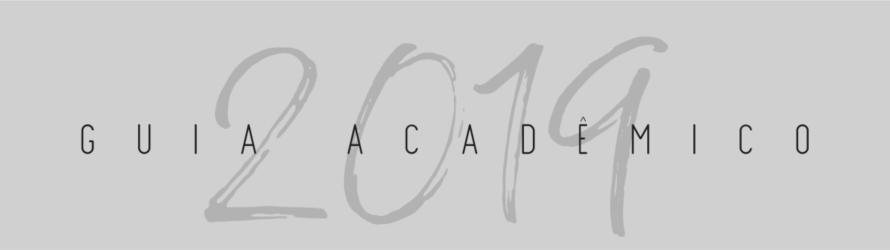 Banner Guia Acadêmico 2019