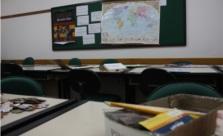 Sala ambiente de História e Geografia