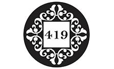 Logo Atelier 419