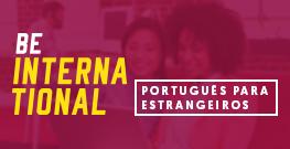 Banner lateral  - Português para estrangeiros