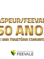 ASPEUR/FEEVALE: 50 anos de uma trajetória comunitária