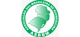 Banner central de apoio - Logo Associação Sul-Brasileira de Biomedicina