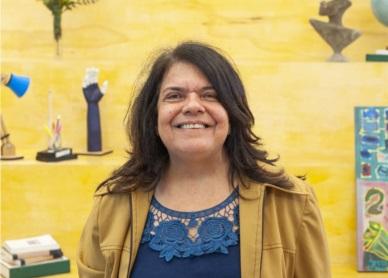 Coordenadora Alexandra Marcella Zottis
