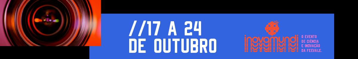 Banner central - Inovamundi 17 a 24 de outubro de 2020