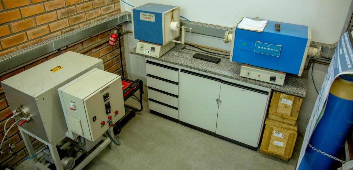 Laboratório de Metalurgia do Pó e Materiais Magnéticos