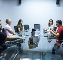 Reunião aconteceu na última quinta-feira, dia 18