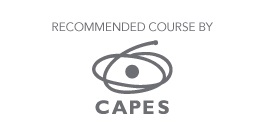 banner central - recommended course by CAPES