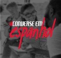 Banner central - Converse em Espanhol