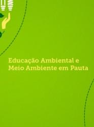 Banner central - Educação Ambiental e Meio Ambiente em Pauta