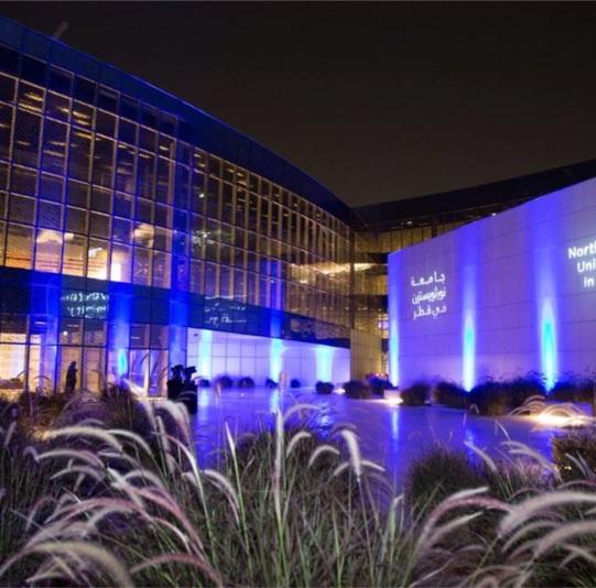 Nortwern University, sede do Catar