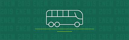Imagem central - Ônibus