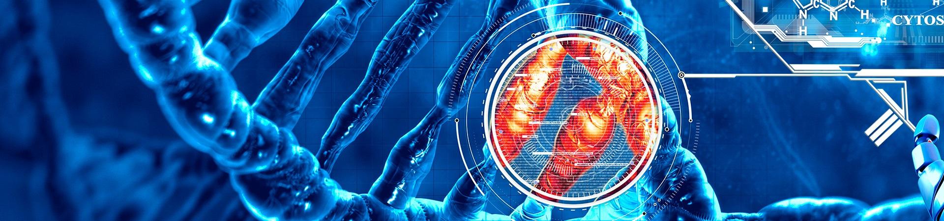 Imagem de topo - Biologia Molecular Aplicada à Saúde