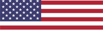 Bandeira EUA CNC3