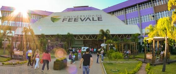 Banner central - Projeto Sua Escola na Feevale