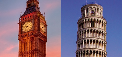Edital de bolsas de estudos de 70% para programas em Londres e Vicenza