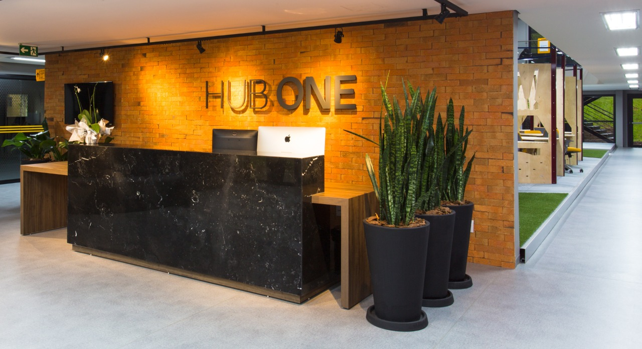 Hub One - interna