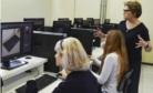 Trabalhos são desenvolvidos em sala de aula
