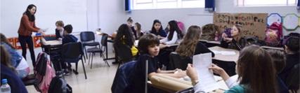 Inglês e Espanhol desde a Educação Infantil