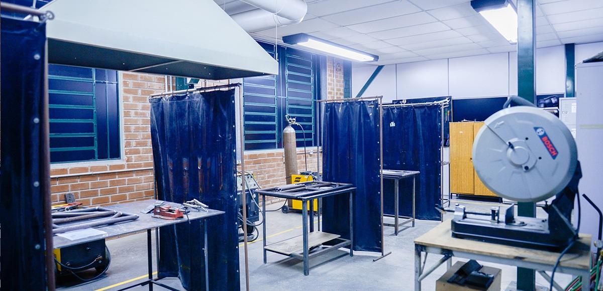 Laboratório de Solda