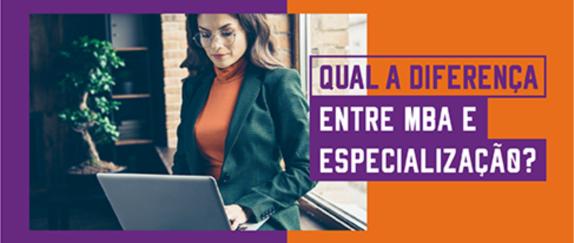 Imagem central - MBA ou Especialização