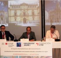 Divulgação Crue Universidades Españolas