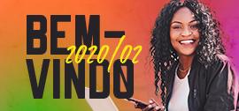 Banner de apoio - Bem-vindo 2020/02