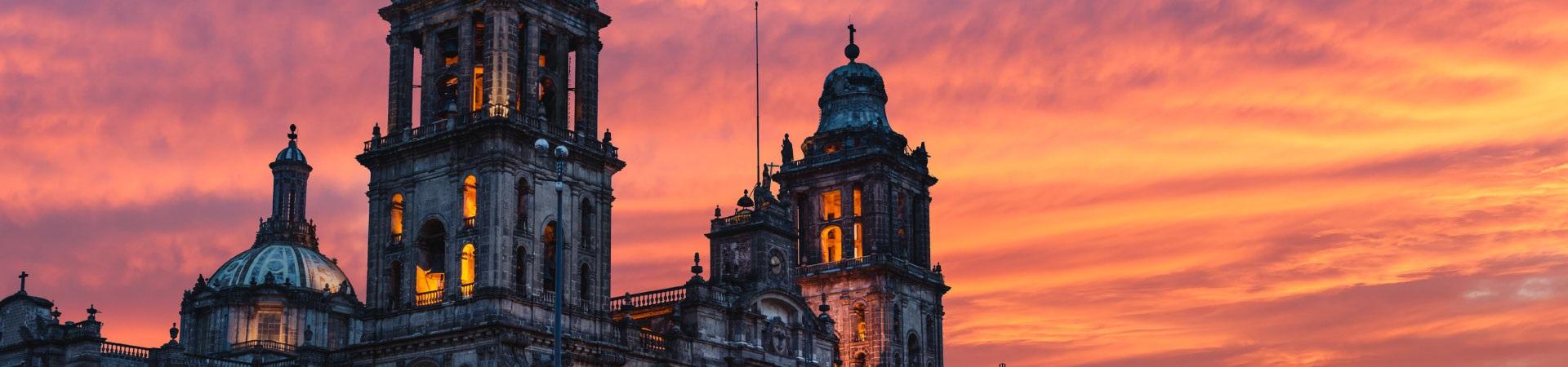 Banner de topo - México