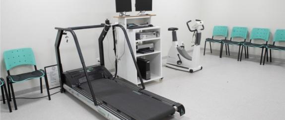 Laboratório de Fisiologia do Exercício