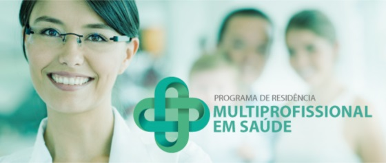 Banner central - Programa de Residência Multiprofissional