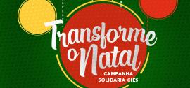 Banner de apoio home - Transforme o Natal