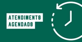 Banner de apoio lateral - Atendimento agendado