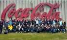 Visita a fábrica da Coca-Cola