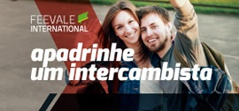 Apadrinhe Intercambistas