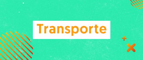 Imagem central - Transporte