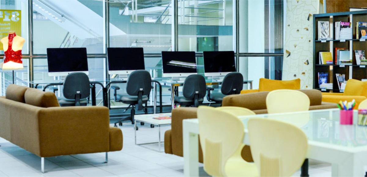 Banner central - Centro de Design