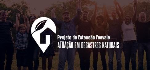 Banner central - Atuação em desastres naturais