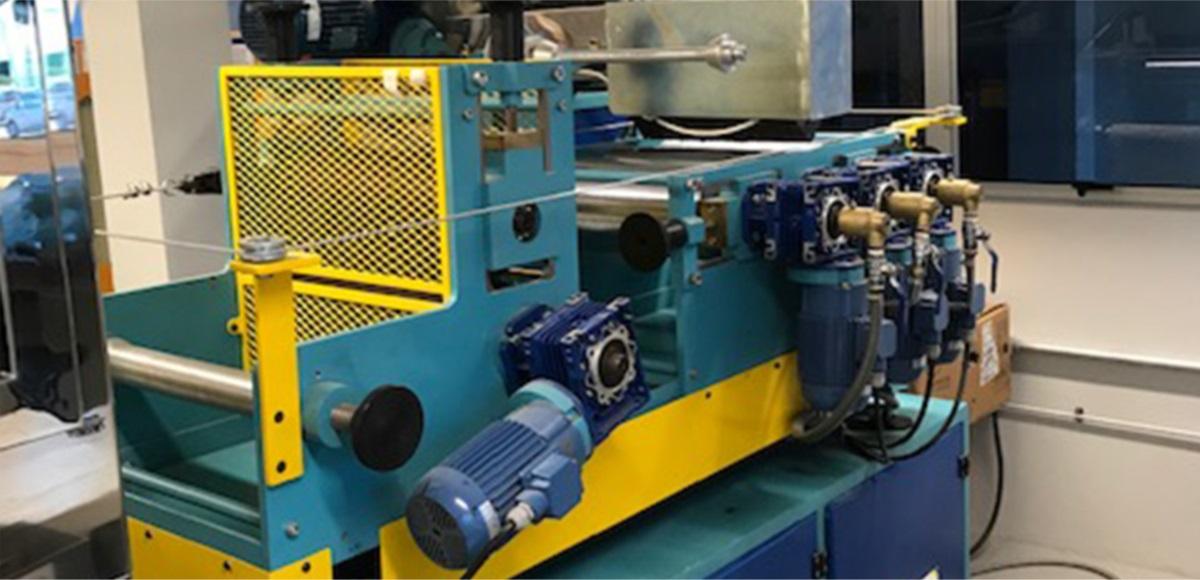 Laboratório de Reciclagem de Materiais