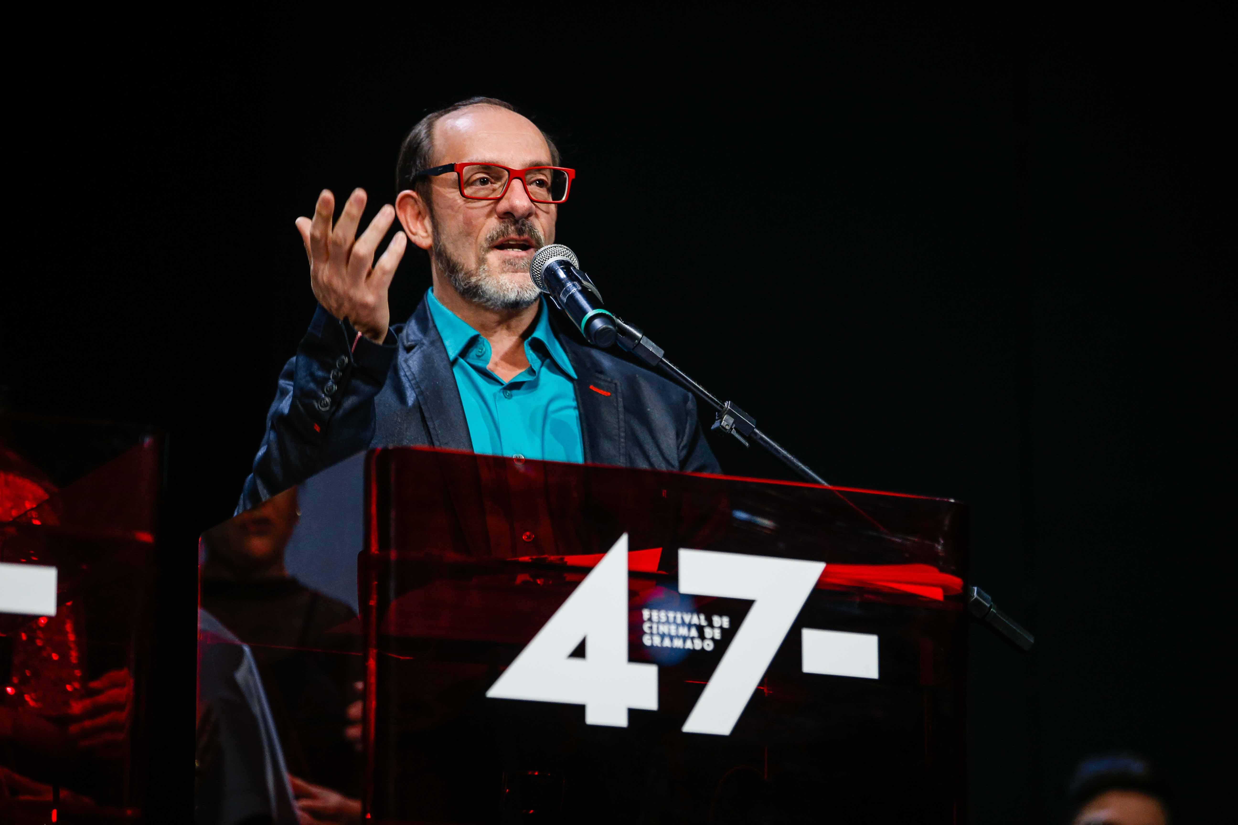 Santuario durante o 47º Festival de Cinema de Gramado