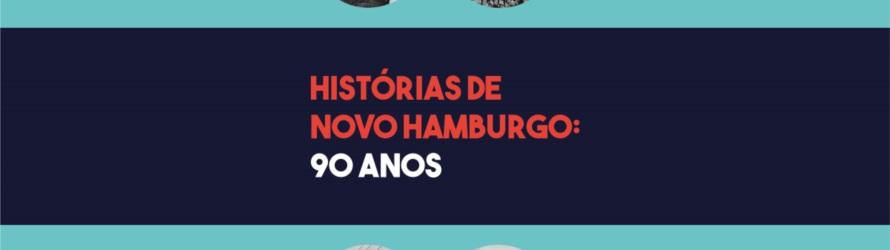 Imagem de referência livro Histórias de Novo Hamburgo 9 anos